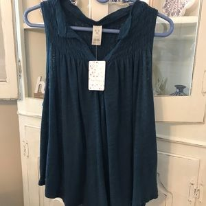 🌟Free People top-NWT